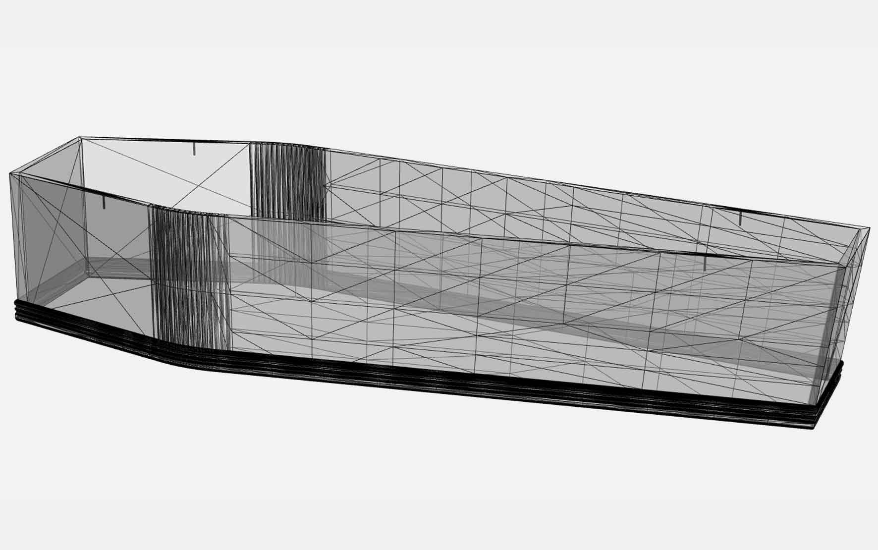 3D CAD drawing 1