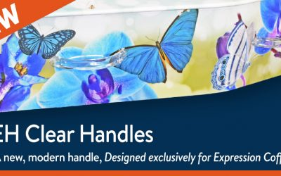 New EH Clear Handles