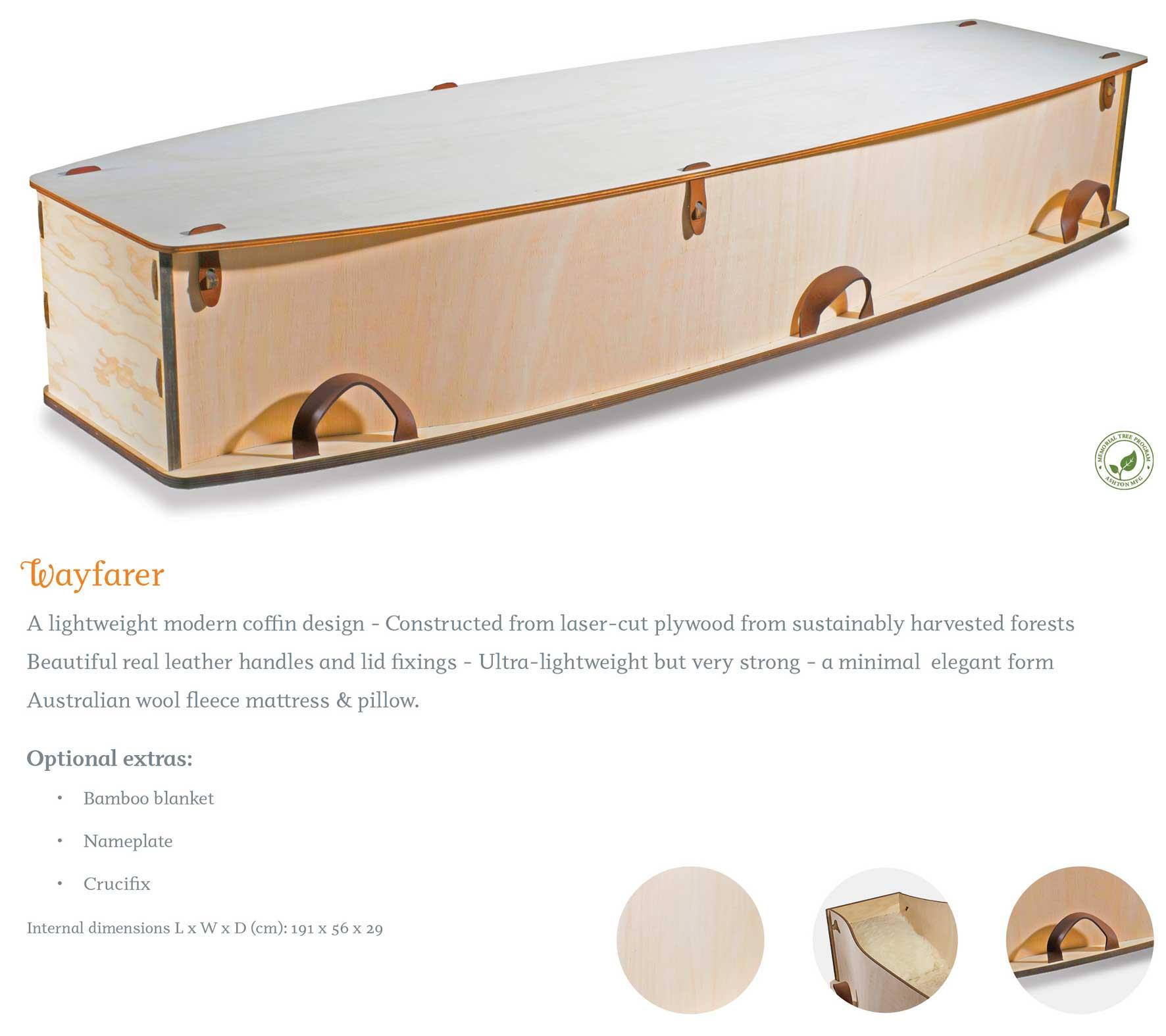 Wayfarer catalogue image