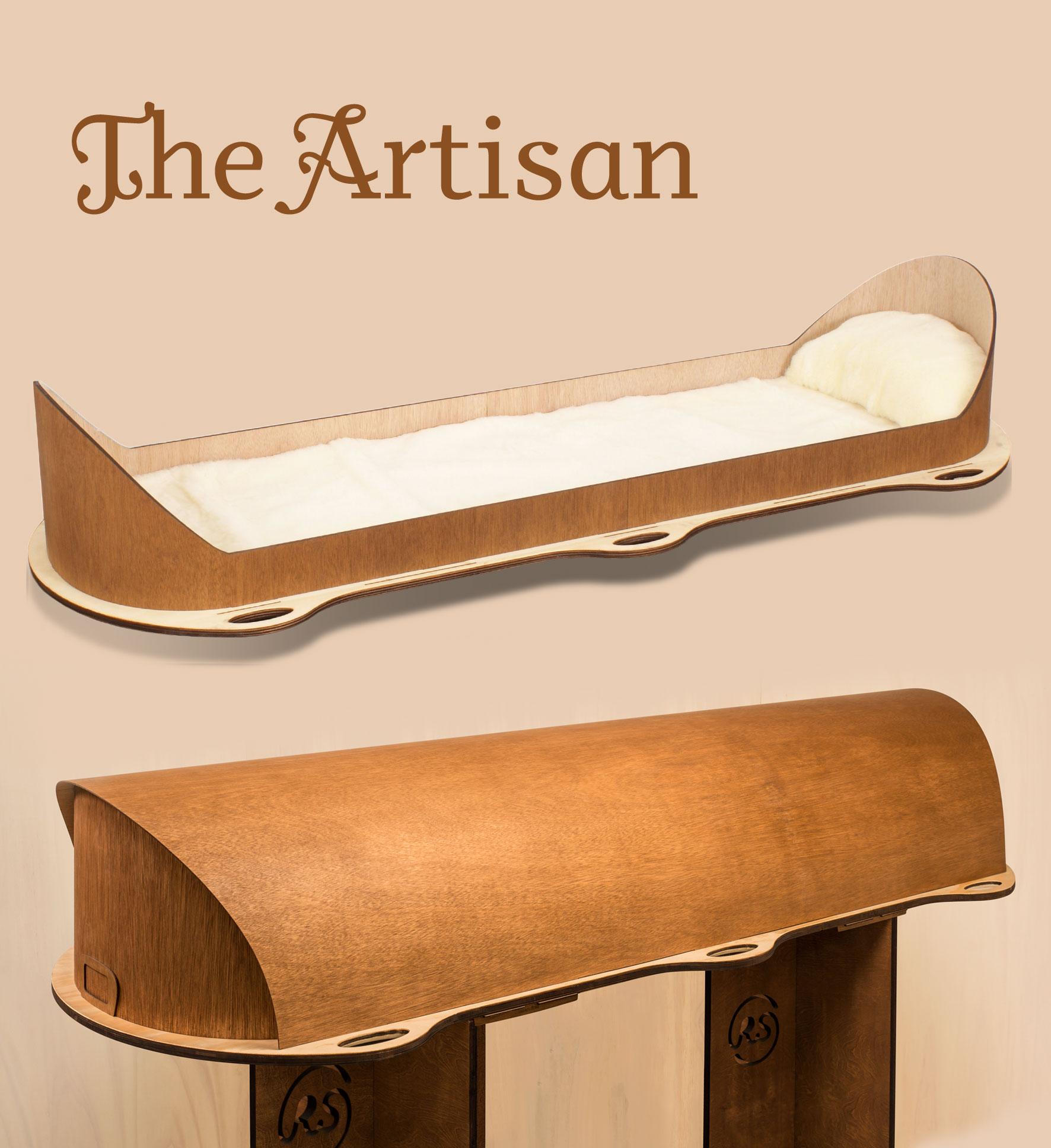 The Artisan casket (Return To Sender)