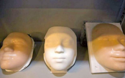 Latest 3D printing assisting in mortuary