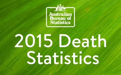 ABS releases 2015 Australian death statistics