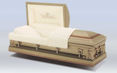 Could this casket be the perfect addition to your showroom?