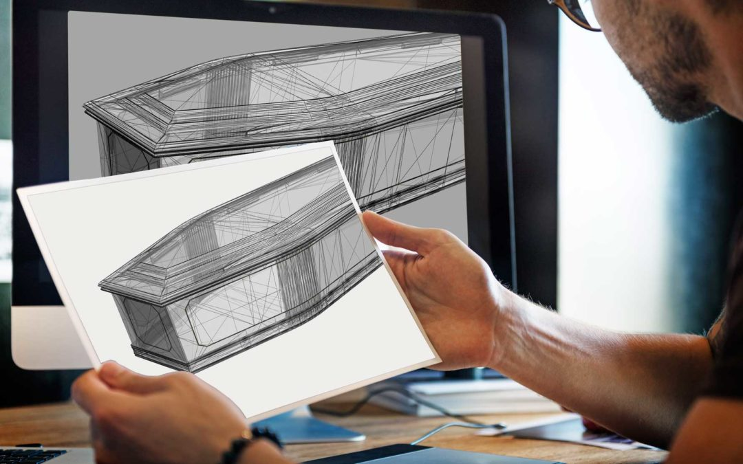 The latest, high-tech software giving us an edge in coffin design