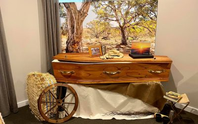Ashton's Essence of Ceremony featured at funeral home open day